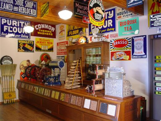 Return to General Store